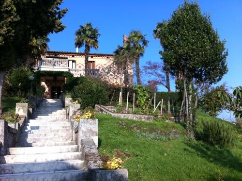 Det kontemplative klosteret Casa di preghiera Gesu Maestro i Nord-Italia